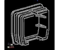 Крышка SGN.01.600 для откатных (сдвижных) ворот