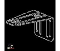 Кронштейн SGN.01.718 для откатных (сдвижных) ворот