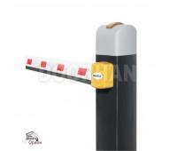 Шлагбаум автоматический BARRIER N со встр.блоком управления и приемником, без стрелы (DoorHan)