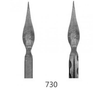 Квадрат 14x14 мм, H=130 мм