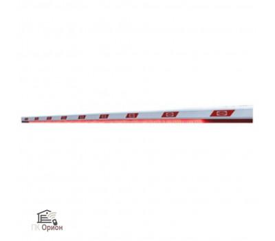 Стрела алюминиевая BOOM-6-LED для шлагбаума BARRIER-6000 c подсветкой (DOORHAN)